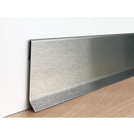 Versandmetall SLF6-2 Plintplint Plint 1,0 mm Roestvaststalen buitenzijde korrel 320