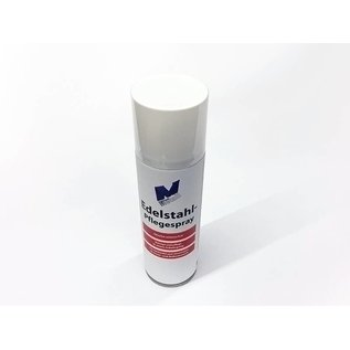 Versandmetall Roestvrijstalen verzorgende spray 300 ml, streeploos Reiniging en verzorging in één handeling