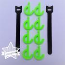 Manufaktur 3D 8er Set Haken Öse für Markisen, Haken klein für Kederschiene 7mm