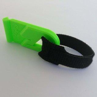 Manufaktur 3D Set van 6 hakenoogje voor luifels, haken gesloten voor rand 7 mm