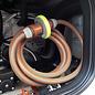 Manufaktur 3D Watertankdop met aansluiting voor Gardena-systeem, geschikt voor 3-pins tankdop D: 68 mm