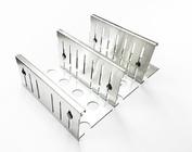 Grindkeringsprofiel, Grind Strooken aluminium in hoogte verstelbaar