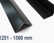Alu Anthrazit bis 1500 mm ( 1,5m ) Länge