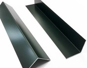 Aluminium anthracite jusqu'à 2500 mm (2,5 m) de longueur