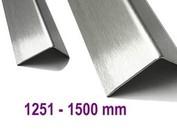 Corniere de Protection Acier inoxydable jusqu'à 1500mm ( 1,5m ) longueur