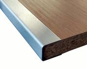 Roestvrij staal geschikt voor hout