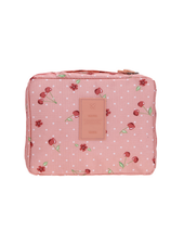 Fashion Favorite Travel 'Pink Cherry' Toilettas Roze Kers