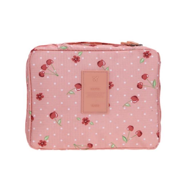 Travel 'Pink Cherry' Toilettas Roze Kers