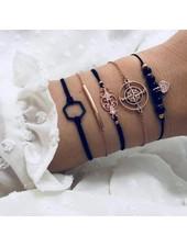 Fashion Favorite Set Armbanden Diamond