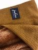 Fashion Favorite Colsjaal Bruin | Teddy Voering