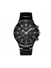 Curren Curren Black Steel - Heren Horloge