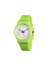 Fashion Favorite Classic Kinderhorloge Groen