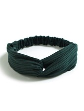 Fashion Favorite Knitted Haarband Green | Groen