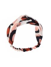 Fashion Favorite Haarband Leopard - Luipaard Roze