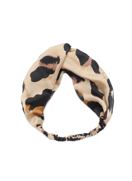 Fashion Favorite Haarband Leopard - Luipaard