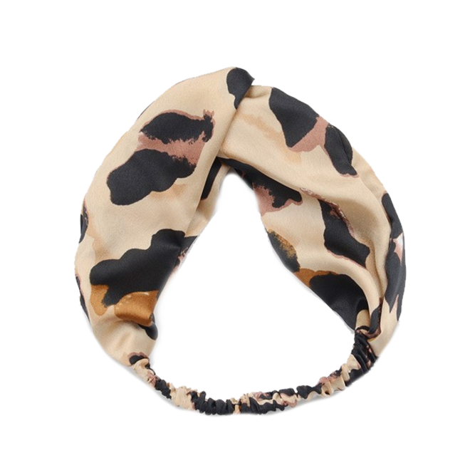 Haarband Leopard - Luipaard