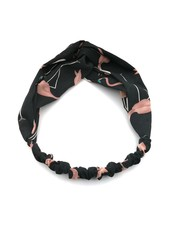 Fashion Favorite Haarband Flamingo Zwart