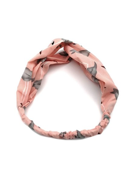 Fashion Favorite Haarband Flamingo Roze