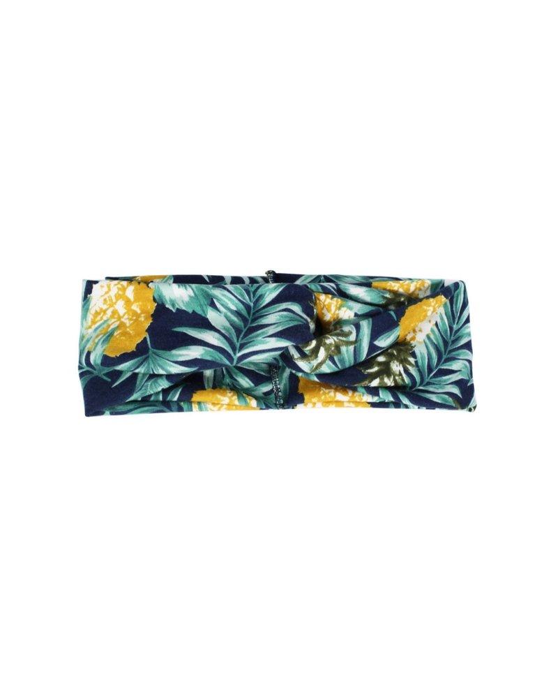 Fashion Favorite Haarband Bloemen Leaf Ananas