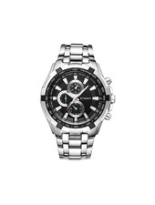 Curren Curren 'Silver Tough' Heren Horloge