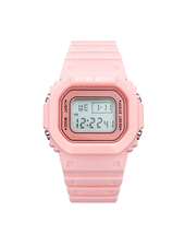 Fashion Favorite Digitaal Horloge | Roze