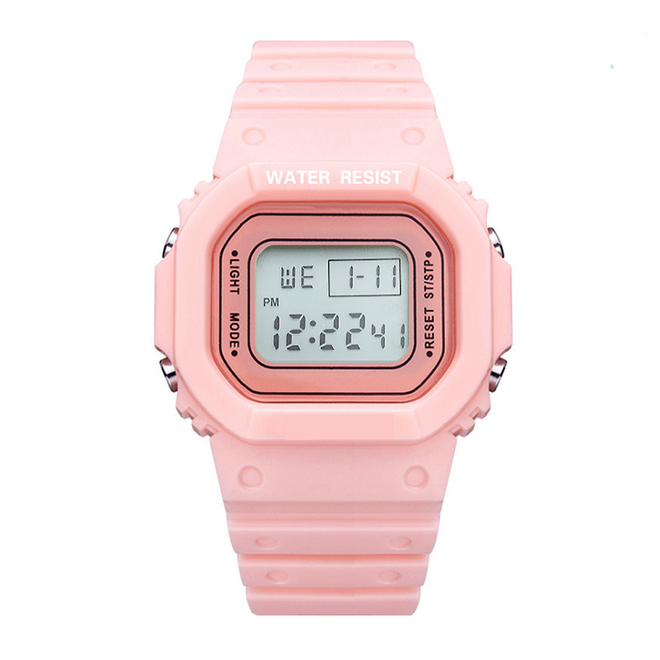 Digitaal Horloge   Roze