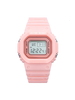Fashion Favorite Digitaal Horloge | Roze | PVC Kunststof | 45 mm