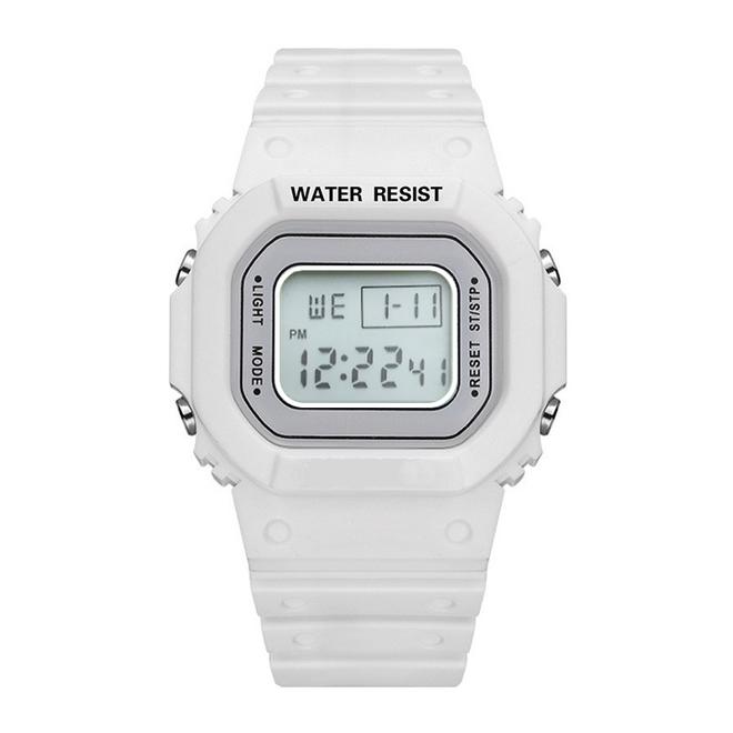 Digitaal Horloge   Wit