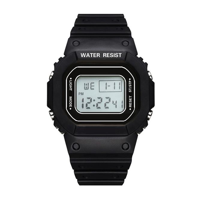 Digitaal Horloge | Zwart