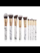 Fashion Favorite Make-up Kwasten - Marble / Marmer