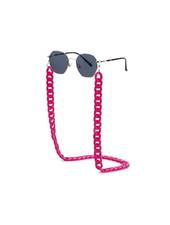Fashion Favorite Zonnebril Ketting / Brillenkoord Fuchsia Roze