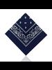 Fashion Favorite Vintage Bandana / Zakdoek Blauw | Katoen | 55 x 55 cm