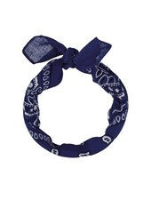 Fashion Favorite Vintage Bandana / Zakdoek Blauw
