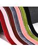 Fashion Favorite Velvet Choker Ketting   Set van 7 stuks   30 + 7 cm