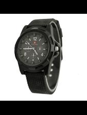 Fashion Favorite Swiss Army Horloge Zwart