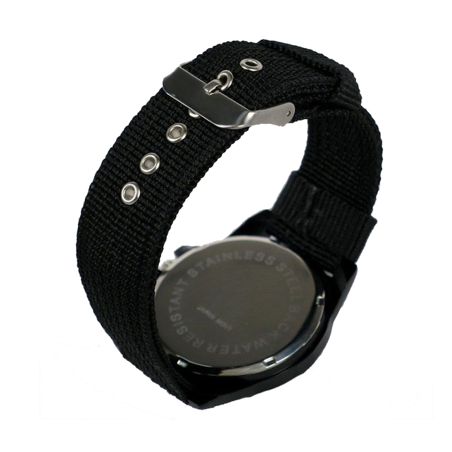 Swiss Army Horloge Groen   Nylon   Ø 40 mm