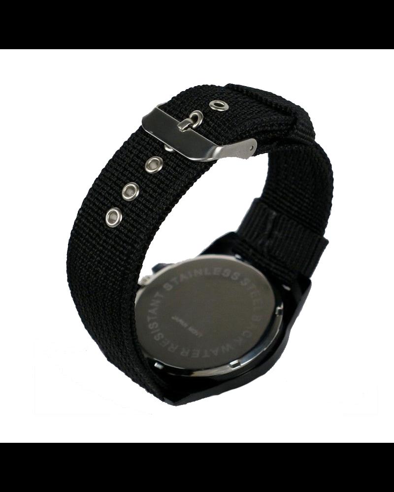 Fashion Favorite Swiss Army Horloge Groen | Nylon | Ø 40 mm