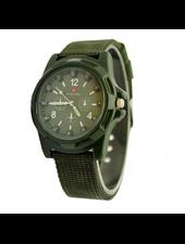 Fashion Favorite Swiss Army Horloge Groen