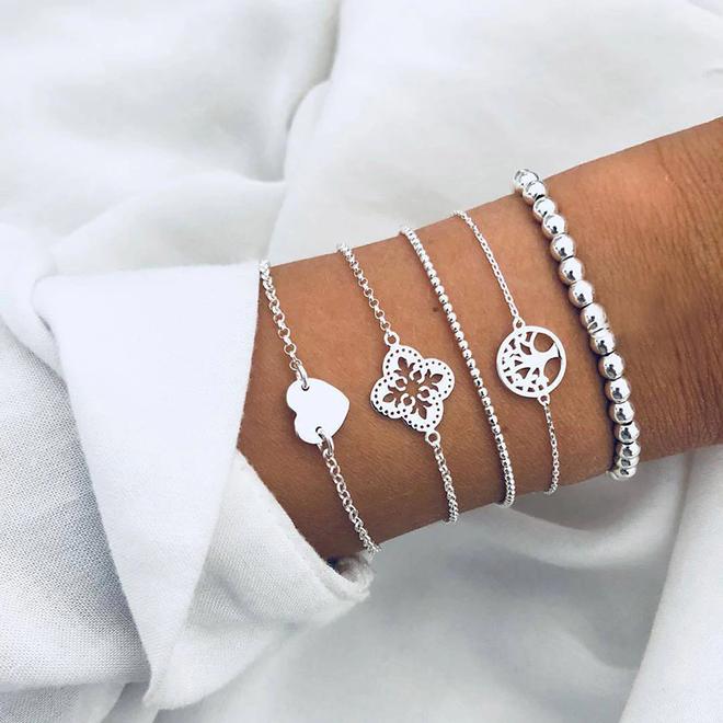 Set Armbanden Symbol