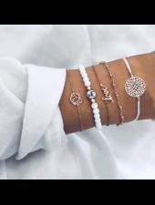 Fashion Favorite Set Armbanden Love