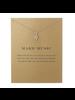 Fashion Favorite Muziek Noot / Make Music Ketting | Zilverkleurig | 45 + 5 cm