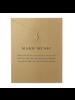 Fashion Favorite Muziek Noot / Make Music Ketting | Goudkleurig | 45 + 5 cm