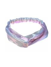 Fashion Favorite Metallic Cross Haarband / Hoofdband Unicorn