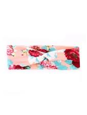 Fashion Favorite Haarband Roze Bloemen