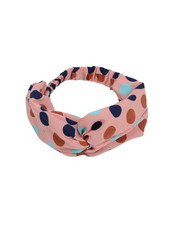 Fashion Favorite Haarband Print | Stip Roze