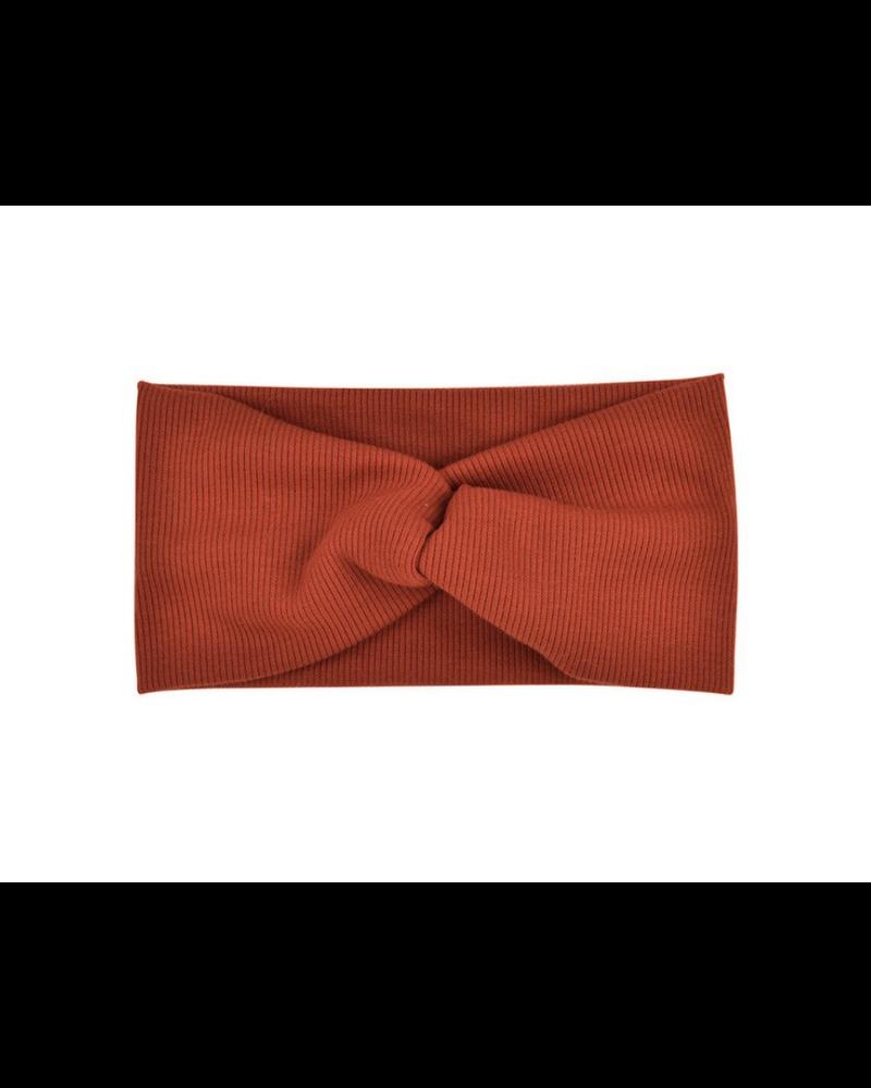 Fashion Favorite Haarband Roest | Bandana | Katoen | Elastisch - Copy