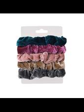 Fashion Favorite Haarelastiek / Scrunchie Velvet