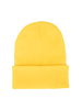 Fashion Favorite Beanie Muts Uni Geel | Polyacryl | One Size | Fashion Favorite