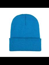 Fashion Favorite Beanie Muts Uni Blauw
