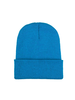 Fashion Favorite Beanie Muts Uni Blauw | Polyacryl | One Size | Fashion Favorite